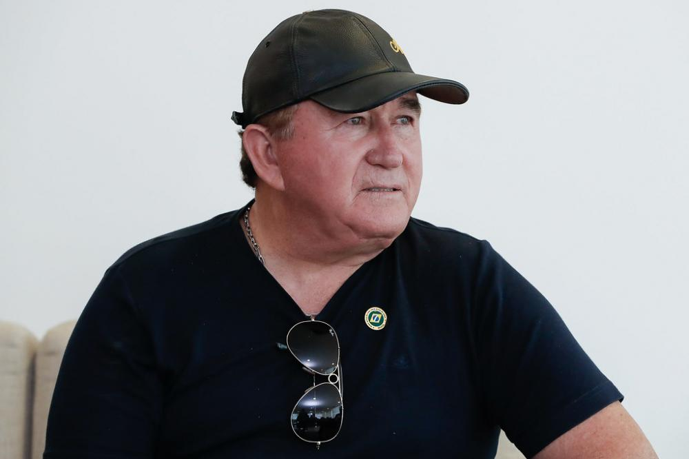 Vereador é preso em flagrante na fazenda de Amado Batista